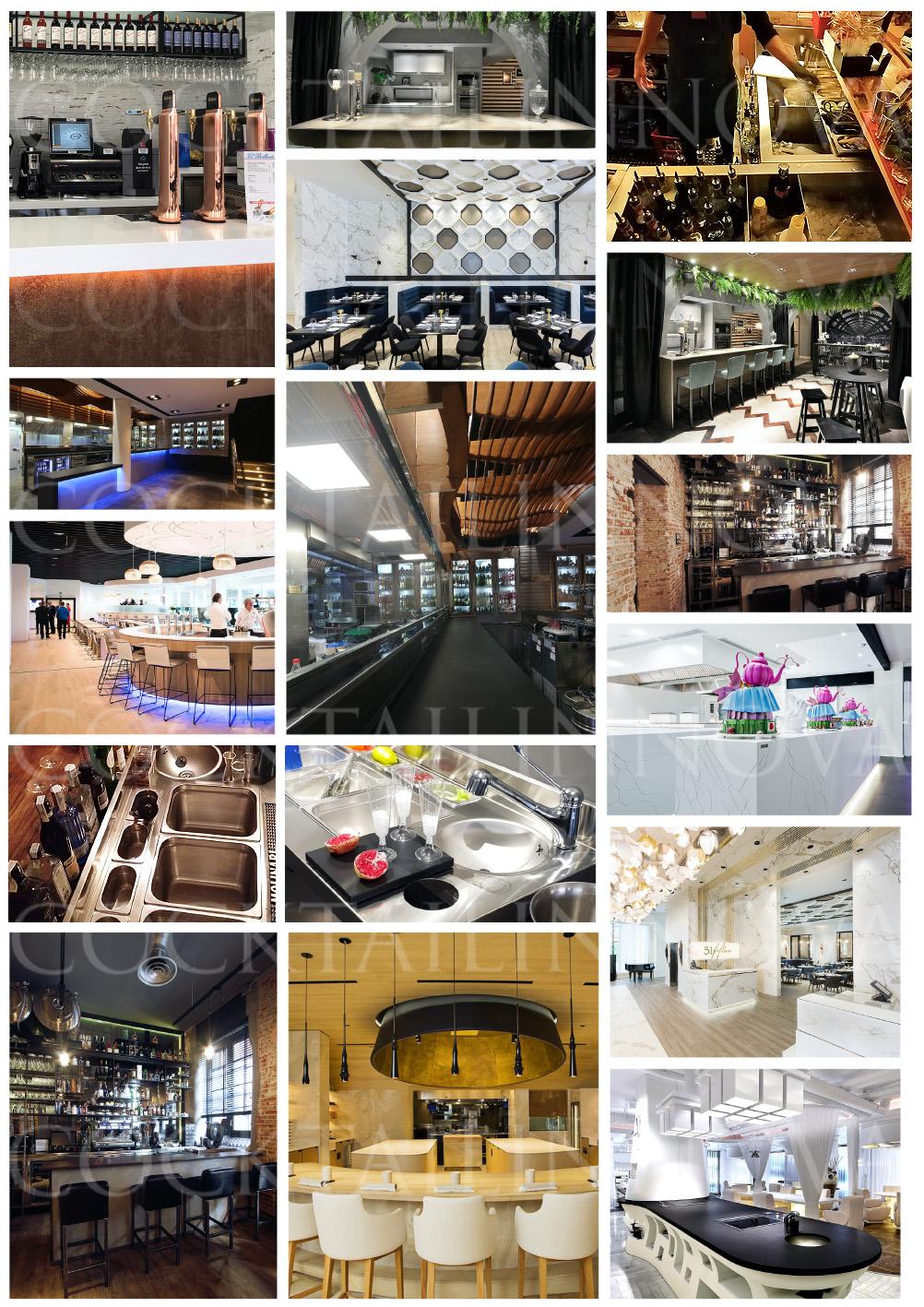 cocktailinnova-estaciones-barras-mesas-preparacion-cocteleria-cocktail-a-medida-personalizados-mobiliario-madrid-espana-fabricantes-fabricacion-instalacion-proyectos-cocteleria-lujo-premium-particulares-terrazas-restaurantes-hoteles-bares-iluminacion-led-maquinaria-accesorios-utensilios-para-barman-bartenders Cocktailinnova realiza el diseño de todo tipo de proyectos de negocios de coctelería cocktail en España y Portugal. Nuestros consultores especializados en negocios o empresas dedicadas a la coctelería lleva a cabo la implementación de barras con estaciones de coctelería cocktail y mesas de preparación para negocios del sector de coctel. En definitiva, disponemos de un servicio integral para realización de barras de coctelería y cocktail en restaurantes, discotecas, terrazas, pubs, hoteles, etc. Y para ello, disponemos de fábrica propia dónde podremos desarrollar y fabricar cualquier tipo de mobiliario accesorios maquinaria menaje y útiles utensilios necesarios en la coctelería cocktail cóctel. Por último, también desarrollamos proyectos de coctelería en casas particulares chalets y terrazas con mobiliario barras estaciones o mesas de preparación o carros de coctelería en acero inoxidable con iluminación led y otros tipos de materiales premium de lujo luxury. Somos profesionales de la coctelería. Consúltenos. Trabajamos en toda España, ya sea en la comunidad de madrid, castilla la mancha, castilla y león, comunidad valenciana, galicia, asturias, canarias, baleares, cantabria, país vasco, cataluña, aragón, la rioja, navarra, andalucía, extremadura, región de murcia, ceuta, melilla, baleares, canarias y también en todas las provincias españolas y capitales de provincia como pueden ser madrid, barcelona, valencia, castellón, alicante, zaragoza, toledo, avila, salamanca, león, zamora, teruel, soria, cáceres, badajoz, málaga, almería, sevilla, córdoba, granada, huelva, cádiz, jaén, ciudad real, cuenca, alava, vizcaya, guipúzcoa, segovia, murcia, albacete, almería, bu